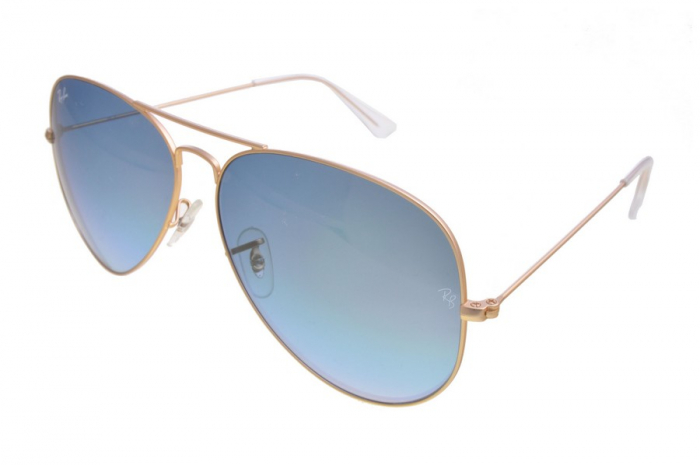 RB3025 Aviator Large Metal 112-3F