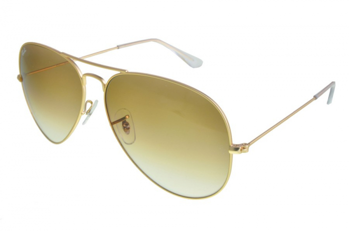 RB3026 Aviator Large Metal 112-51